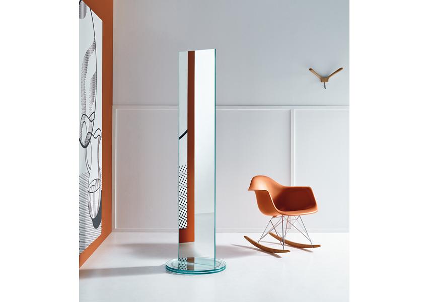 Tükrök / Soglia - tükör