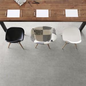 Betonhatású gres padló- és falburkolatok