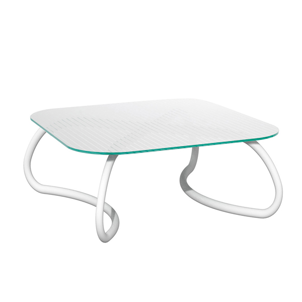 Kültéri Kávézóasztalok / Loto Relax 95 - kültéri kávézóasztal