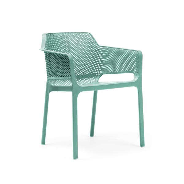 Kültéri étkezőszékek / Net 326 - kültéri szék