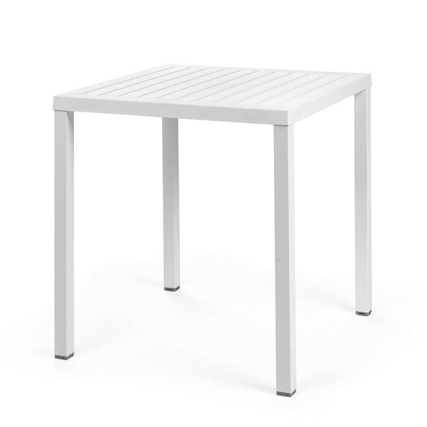 Étkezőasztalok / Cube 70 - kültéri asztal