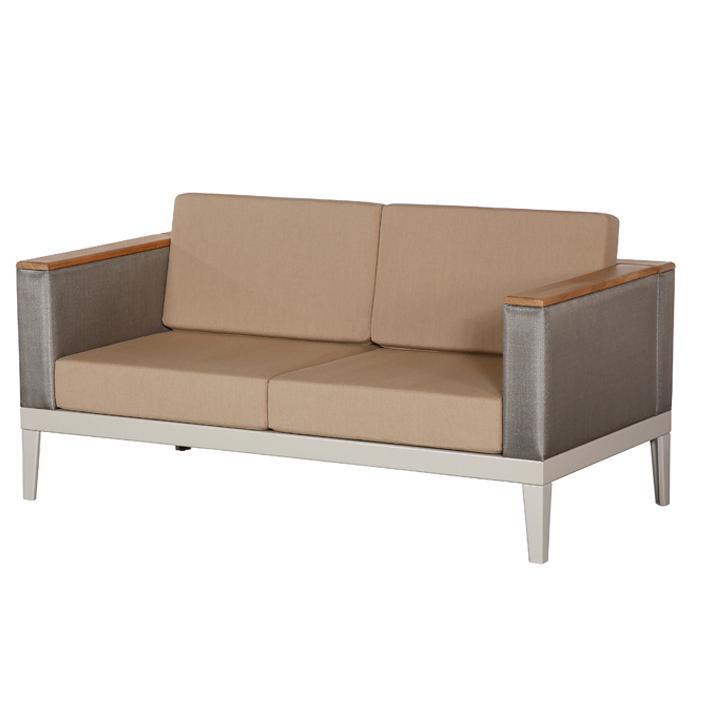 Kültéri Kanapék / AURA - kétszemélyes kültéri kanapé
