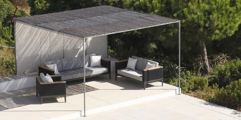 Kültéri Pihenőszékek, Fotelok / Aura - kültéri fotel