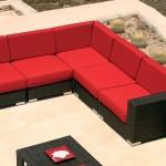 Kültéri Pihenőszékek, Fotelok / Arizona RM - kültéri kanapé rendszer