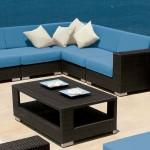 Kültéri Pihenőszékek, Fotelok / Arizona CM - kültéri kanapé rendszer