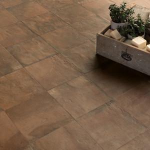 Terrakotta hatású gres padló- és falburkolatok