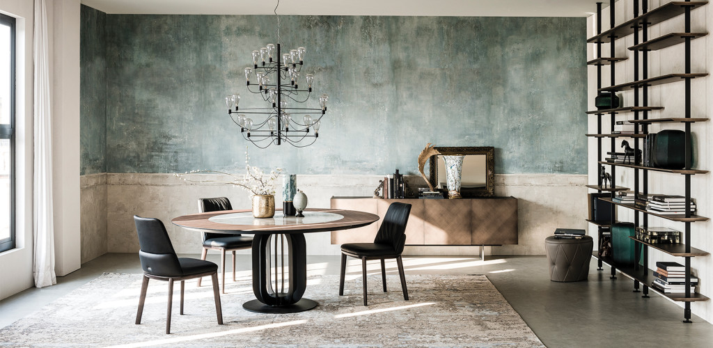 Étkezőasztalok / Soho Ker-Wood - étkezőasztal