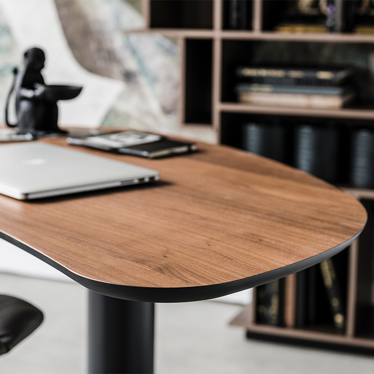 Home Office / Malibú - íróasztal