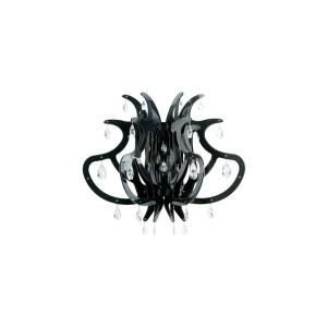 Medusa_Wall_Black_Color