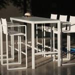 Bisztróasztalok és Bárasztalok / TABOELA 200 - kültéri bárasztal