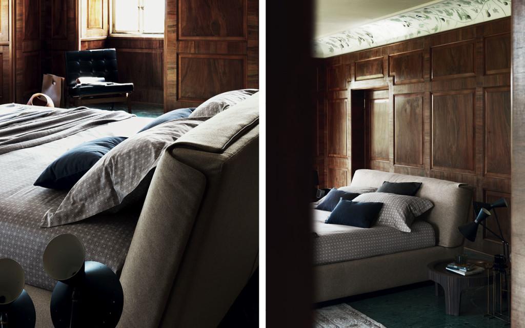 Ágyak / Gentleman - franciaágy