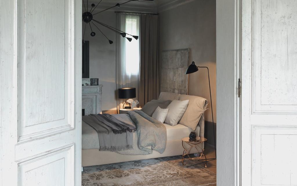 Ágyak / Nathalie - franciaágy