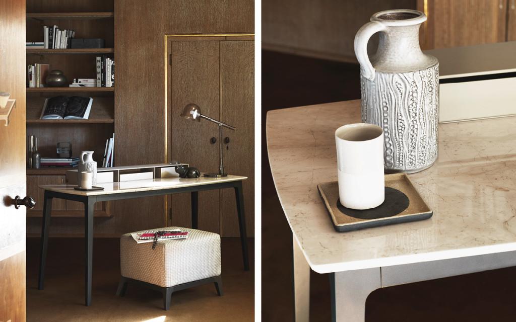 Home Office / Olivier - íróasztal