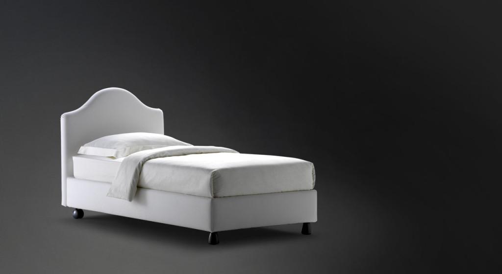 Ágyak / Peonia - egyszemélyes ágy