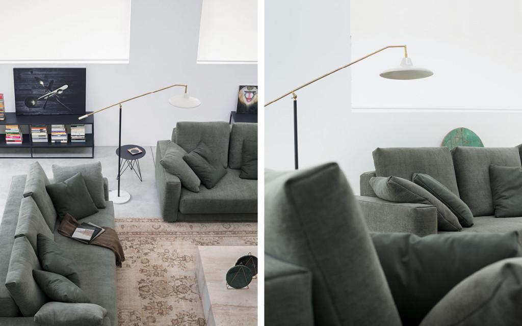 Ággyá Alakítható Kanapék / PiazzaDuomo - ággyá alakítható kanapé