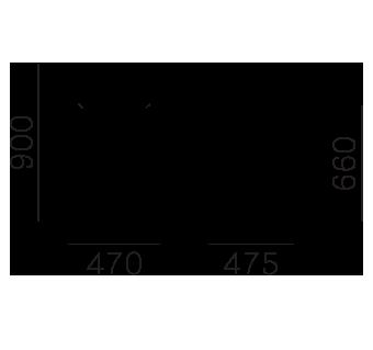 Bárszékek / VOLT 677 - bárszék