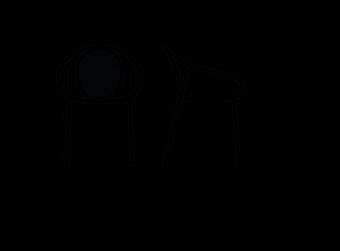 Étkezőszékek / REMIND 3735 - étkezőszék