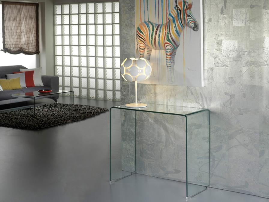 Konzolasztalok / Glass 552431 - konzolasztal