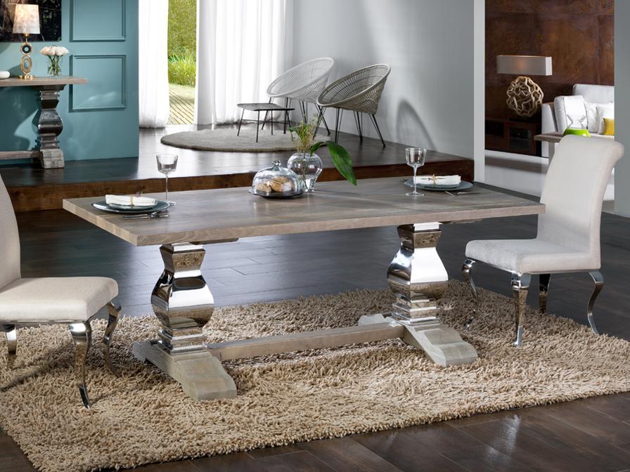 Étkezőasztalok / Antica 591983 - étkezőasztal