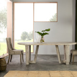 Étkezőasztalok / Morgan 745201 - étkezőasztal