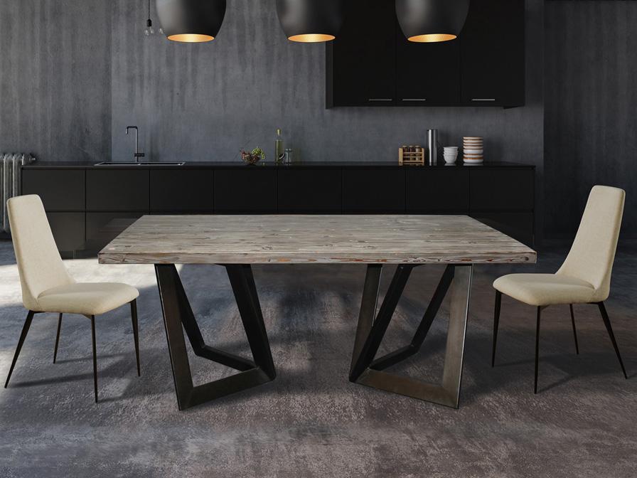 Étkezőasztalok / Oxley 877019 - étkezőasztal