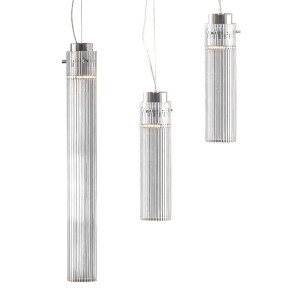 Kartell-Rifly-Long-Cylinder-Pendant-Light-Silver-Gold-Lucite-by-Palomba-Design-7