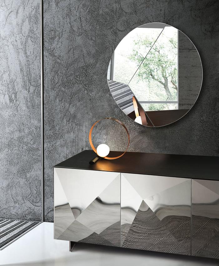 Tükrök / Circle - tükör