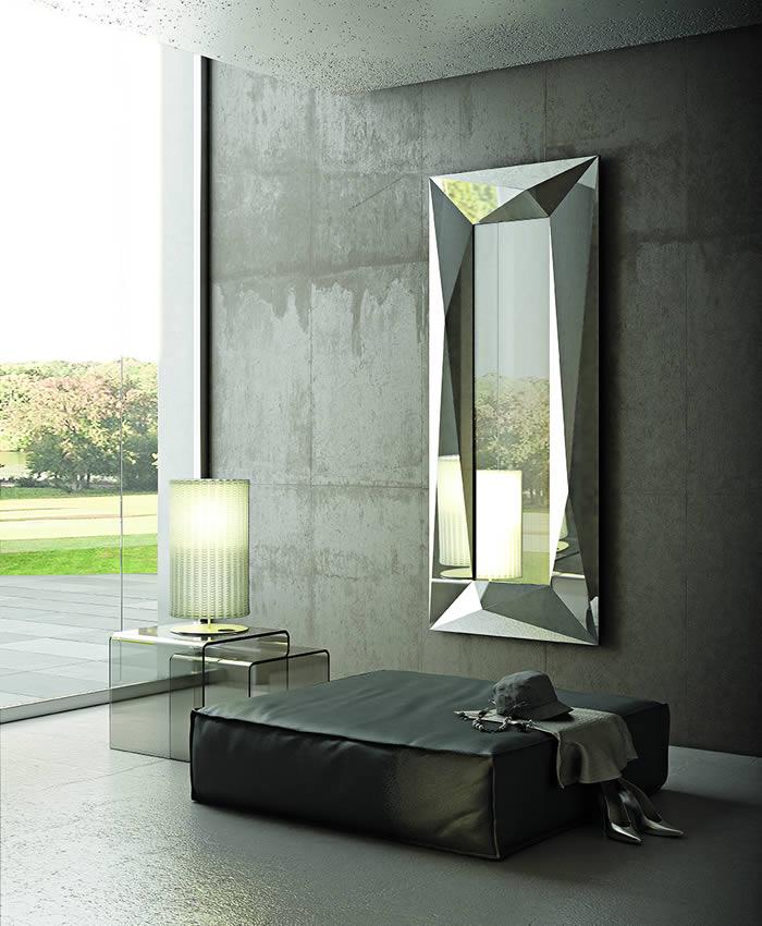 Tükrök / Diamond - tükör