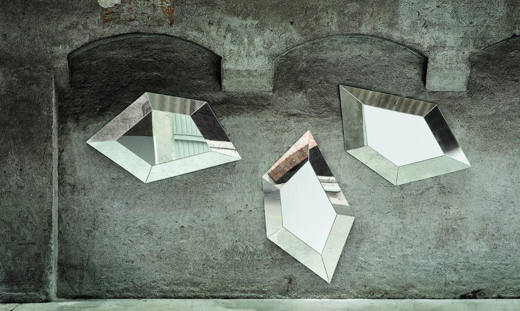 Tükrök / City Life - tükör