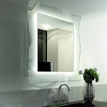 Tükrök / Ginevra - tükör ledvilágítással