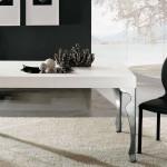 Étkezőasztalok / Luxury Wood - bővíthető étkezőasztal