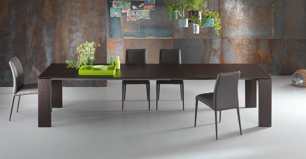 Étkezőasztalok / Atlante Wood - bővíthető étkezőasztal