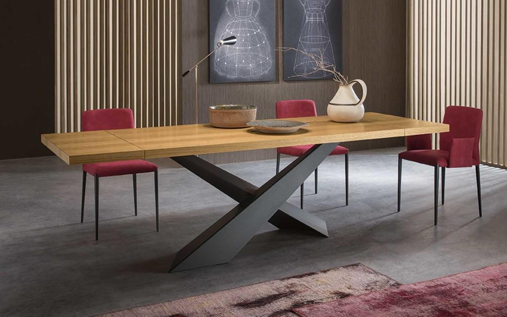 Étkezőasztalok / Living Wood - bővíthető étkezőasztal