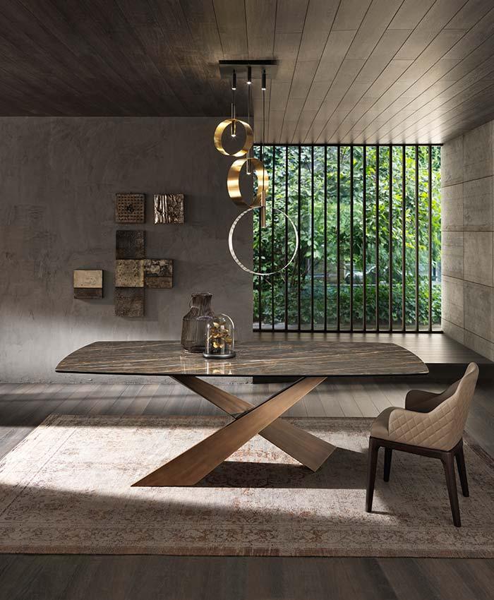 Étkezőasztalok / Living Ceramic - étkezőasztal