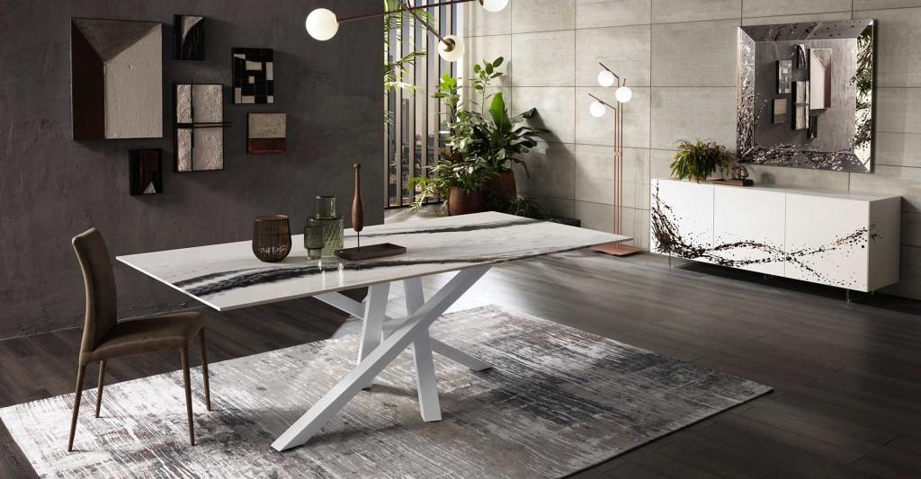 Étkezőasztalok / Shangai Art - étkezőasztal