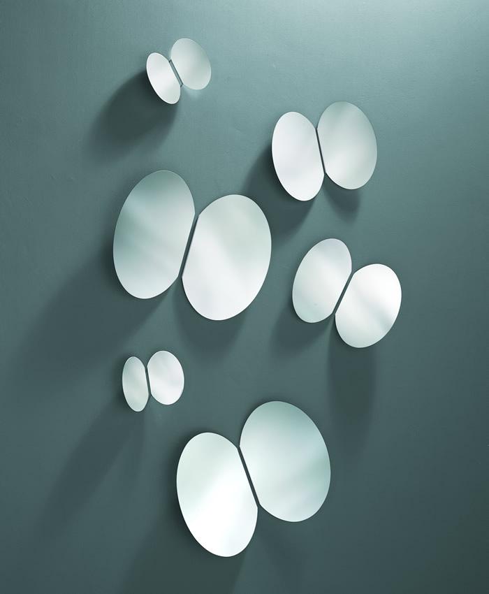 Tükrök / Farfalle - tükör
