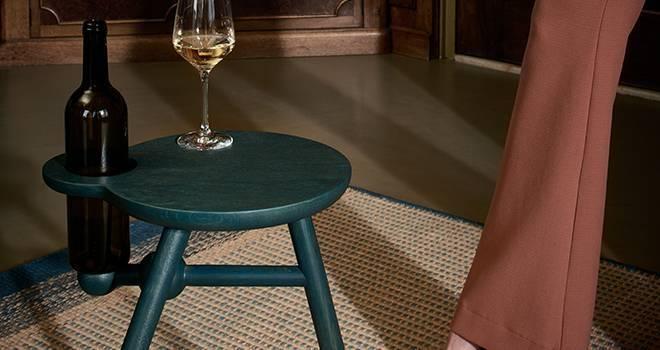 Kisasztalok / Bottle - kisasztal