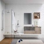 45_13 - fürdőszoba bútor kompozíció