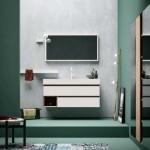 45_2 - fürdőszoba bútor kompozíció