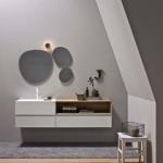 45_6 - fürdőszoba bútor kompozíció