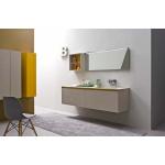 45_7 - fürdőszoba bútor kompozíció