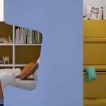 Gyerek- és Ifjúsági Bútorok / TAG_27 - gyerekszoba kompozíció