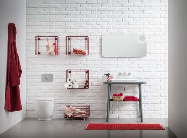 Fürdőszoba / Acqua-e-sapone_2 - fürdőszoba bútor kompozíció
