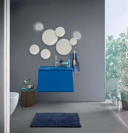 Fürdőszoba / Campus_5 - fürdőszoba bútor kompozíció