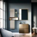 hosoi_1 - fürdőszoba bútor kompozíció