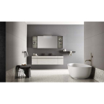 Fürdőszoba / Sidero_10 - fürdőszoba bútor kompozíció