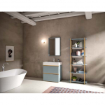 Fürdőszoba / Sidero_11 - fürdőszoba bútor kompozíció