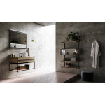 sidero_5 - fürdőszoba bútor kompozíció