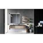 Fürdőszoba / Sidero_7 - fürdőszoba bútor kompozíció