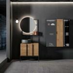 sidero_9 - fürdőszoba bútor kompozíció